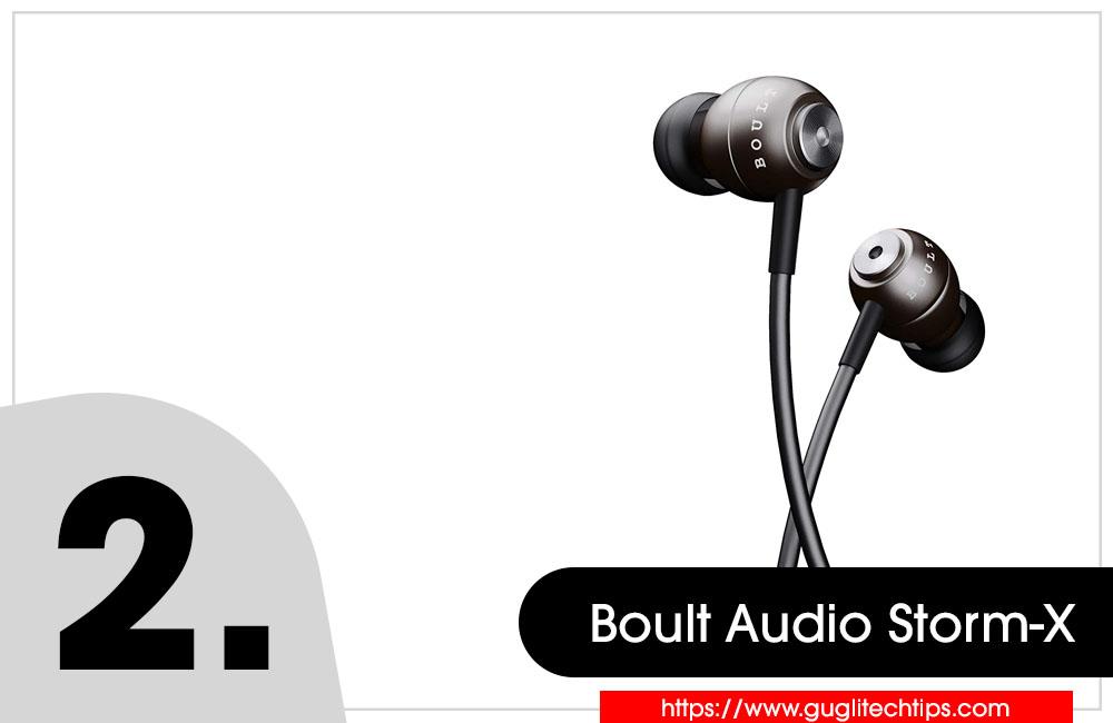 Boult Audio BassBuds Storm-X