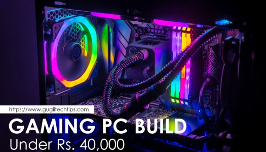 Gaming PC Build Under 40000 INR with GTX 1660 | March 2021 Edition