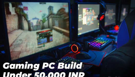 Best Gaming PC Build Under 50000 INR with GTX 1660 Graphics Card